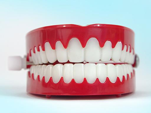 dentier mécanique